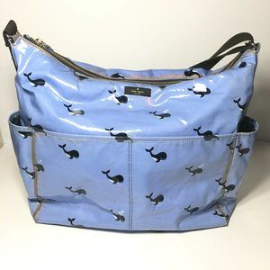 Kate Spade Daycation Strap Diaper Tote Bag Whale